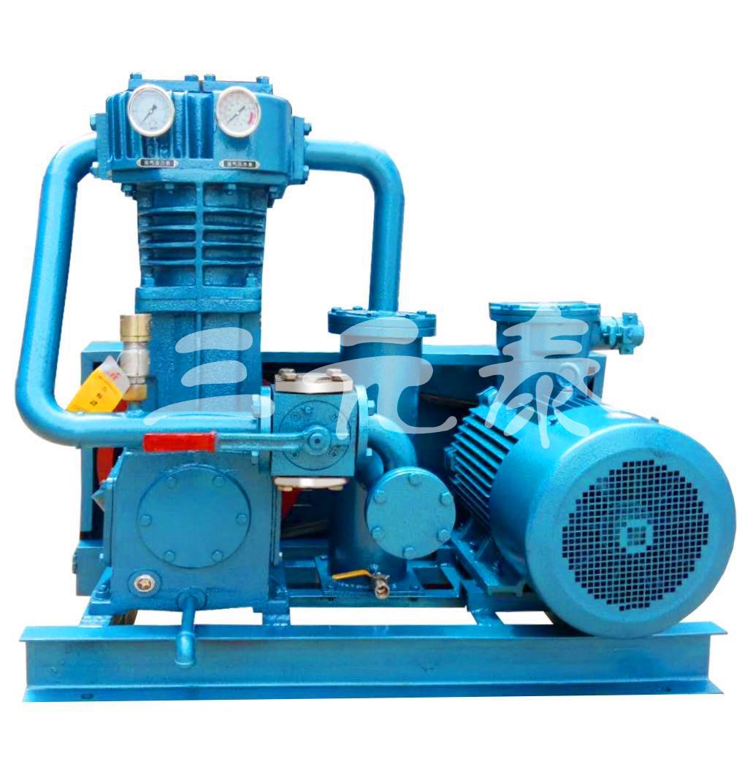 液化石油氣壓縮機zw1.1/10-15