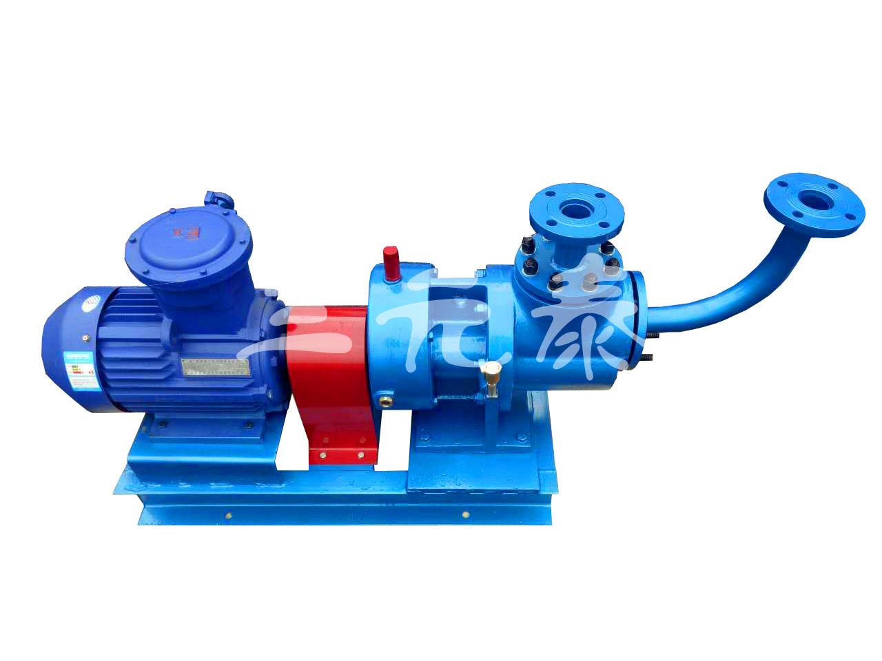 雙螺桿泵 YHQ8-9